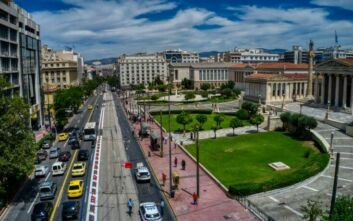 Μεγάλος Περίπατος: Η νέα αλλαγή στην Πανεπιστημίου