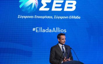 Ικανοποίηση της Ελληνικής Παραγωγής για την ομιλία του πρωθυπουργού στη γενική συνέλευση του ΣΕΒ
