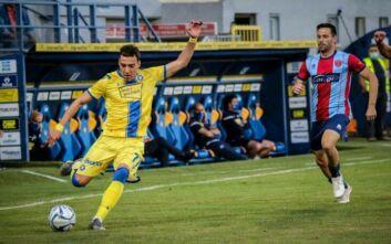 Όλα μηδέν στην Τρίπολη: Κόλλησαν στο 0-0 Αστέρας και Πανιώνιος