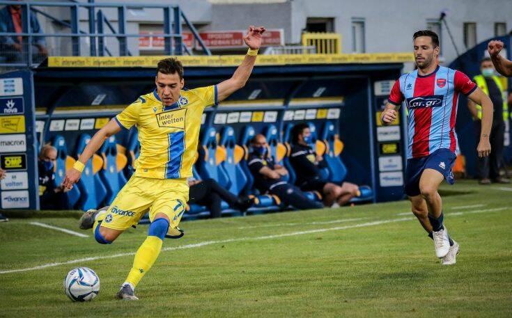 Όλα μηδέν στην Τρίπολη: Κόλλησαν στο 0-0 Αστέρας και Πανιώνιος 1