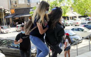 Προθεσμία για να απολογηθούν την Παρασκευή πήραν μάνα και κόρη που κατηγορούνται για το έγκλημα στον Εύοσμο