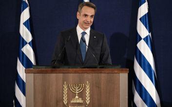 Μητσοτάκης στο Bloomberg: Εξαιρετικά ισχυρή η ανάκαμψη της Ελλάδας μετά τον κορονοϊό