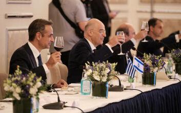 Σε καλό κλίμα η συνάντηση Μητσοτάκη - Νετανιάχου: Οι συμφωνίες που υπεγράφησαν