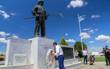 Τσίπρας από Κιλελέρ: Να συζητήσουμε την ανάγκη ενός νέου παραγωγικού συμβολαίου