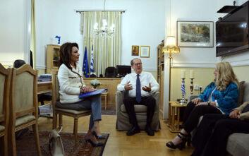 Γιάννα Αγγελοπούλου: Τα παιδιά μας θεωρούν την Τρίπολη τόπο των προγόνων τους