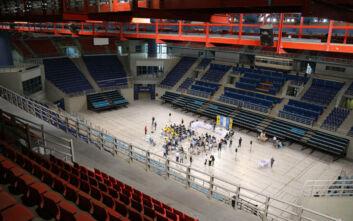 Ιστορική ημέρα για την μπασκετική ΑΕΚ, περνά στα «χέρια» της το κλειστό των Άνω Λιοσίων