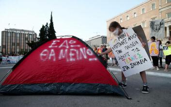 Συγκέντρωση διαμαρτυρίας των εκπαιδευτικών τη Δευτέρα στο υπουργείο Παιδείας