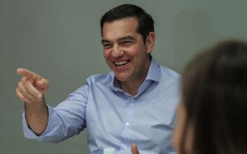 Έκτακτη σύσκεψη στον ΣΥΡΙΖΑ υπό τον Αλέξη Τσίπρα για την τουρκική Navtex και τα ελληνοτουρκικά