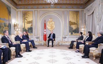 Ικανοποίηση Δένδια από την επίσκεψη στην Τυνησία: Τι άκουσε ο Έλληνας ΥΠΕΞ για τη Λιβύη και την Ανατολική Μεσόγειο