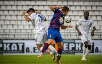 Βόλος-Λαμία 0-0: Όλα μηδέν στο Πανθεσσαλικό
