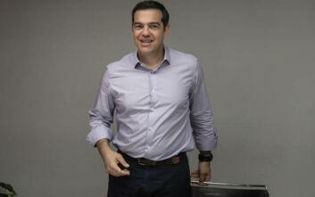 Ο Τσίπρας χαιρετίζει την πρωτοβουλία Μακρόν για σύγκληση της Συνόδου του Νότου