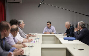Τσίπρας: «Ακόμα και μετά την πανδημία δεν αναθεωρούν καμία από τις αρχές τους για την ιδιωτικοποίηση των βασικών αγαθών»