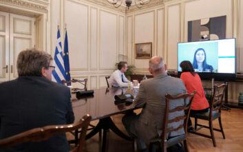 Μητσοτάκης: Θέλουμε ελληνικά πανεπιστήμια ανοικτά κι όχι απομονωμένα στον κόσμο