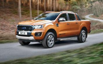 Ανάκληση Ford Ranger: Αναβάθμιση λογισμικού κινητήρα και κιβωτίου ταχυτήτων