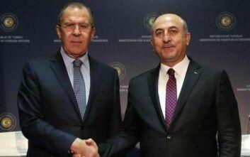 Ρωσία και Τουρκία στηρίζουν την ειρηνευτική διαδικασία στη Λιβύη