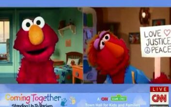 Εκπομπή από τη Sesame Street με ερωτήσεις παιδιών για τον ρατσισμό