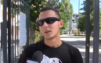 Θραύση κάνει στο διαδίκτυο το βίντεο με τον πιο χαλαρό υποψήφιο των ΕΠΑΛ - «Σάμπως πρόσεχα;»