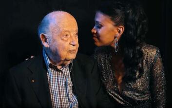 Ο 96χρονος Μίμης Πλέσσας πρωταγωνιστής σε video clip