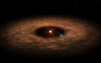 Ανακαλύφθηκε μεγάλος εξωπλανήτης μεγέθους Ποσειδώνα σε απόσταση 32 ετών φωτός από τη Γη