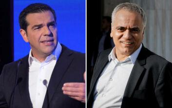 Ένταση στην Πολιτική Γραμματεία του ΣΥΡΙΖΑ: Ο Αλέξης Τσίπρας εξαπέλυσε βολές κατά του Πάνου Σκουρλέτη