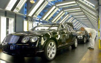 Σε περικοπή 1.000 θέσεων εργασίας προχωρά η Bentley