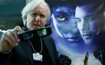 Τζέιμς Κάμερον: Στη Νέα Ζηλανδία για τα γυρίσματα των σίκουελ του Avatar