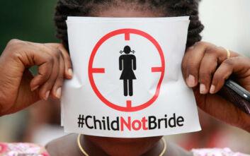 Καμπανάκι από τον ΟΗΕ: Ο κορονοϊός ενδέχεται να προκαλέσει τον πρόωρο γάμο 13 εκατ. κοριτσιών