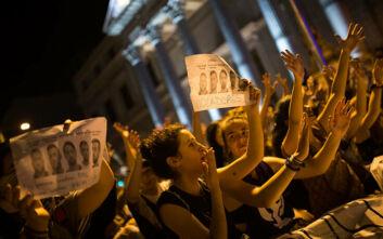 Ισπανία: Νέα καταδίκη σε μέλη-βιαστές της «Αγέλης των Λύκων»