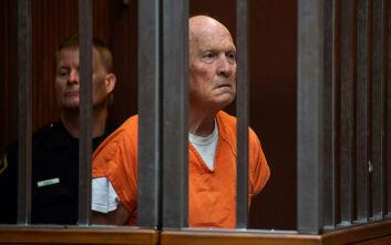 Ο serial killer του Γκόλντεν Στέιτ ομολόγησε 13 φόνους και πάνω από 50 βιασμούς για να γλιτώσει τη θανατική ποινή