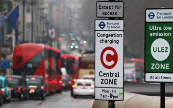 Πράσινες πινακίδες για τα ηλεκτρικά αυτοκίνητα καθιερώνει η Μεγάλη Βρετανία