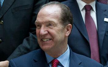 Προειδοποίηση από Μάλπας για τις «αβυσσαλέες απώλειες» της παγκόσμιας οικονομίας