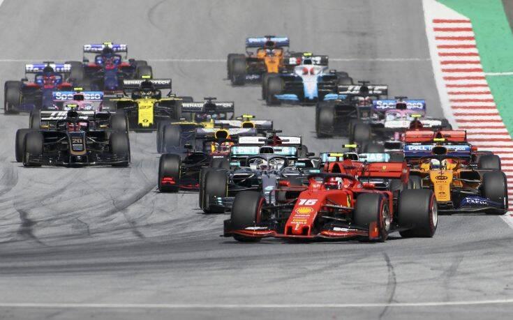 Άναψαν και επίσημα τα πράσινα φώτα για τη Formula 1: Εκκίνηση στις 5 Ιουλίου από την Αυστρία
