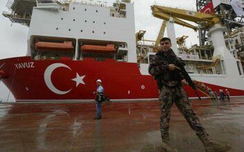 Yeni Safak: Η Τουρκία ξεκινά σύντομα έρευνες στα τεμάχια 15 και 20 κάτω από την Κρήτη