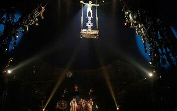 Cirque du Soleil: Αίτηση πτώχευσης και 3.500 απολύσεις λόγω κορονοϊού