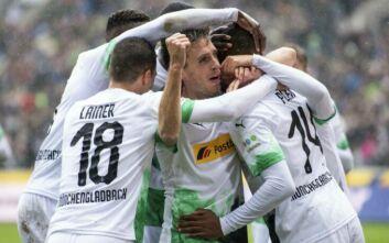 Bundesliga: Στο Champions League η Γκλάντμπαχ, σε μπαράζ παραμονής η Βέρντερ