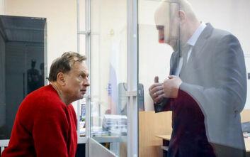 Ρωσία: Άρχισε η δίκη του ιστορικού Σοκόλοφ που κατηγορείται ότι διαμέλισε τη νεαρή σύντροφό του
