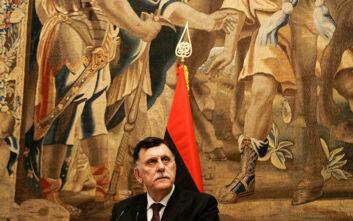 Λιβύη: Τι ζήτησε ο Αλ Σάρατζ κατά τη συνάντησή του με τον Λουίτζι Ντι Μάιο