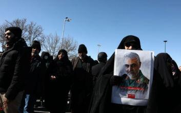 Ιράν: «Θα εκτελεστεί ο πράκτορας της CIA που εμπλέκεται στη δολοφονία Σουλεϊμανί»