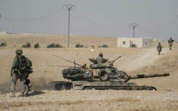 Οι συριακές δυνάμεις ξεκινούν εκστρατεία κατά του Ισλαμικού Κράτους στα σύνορα με το Ιράκ