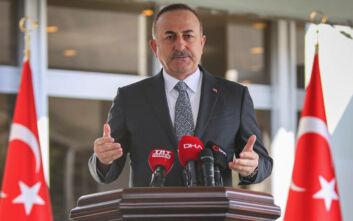 Νέα επίθεση Τσαβούσογλου: Η Γαλλία να ζητήσει συγγνώμη από την Τουρκία άνευ όρων