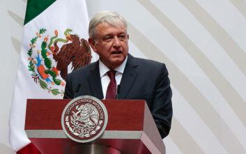 Μεξικό: «Εδώ δεν είναι Νέα Υόρκη», δηλώνει ο Ομπραδόρ