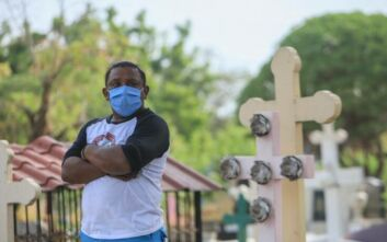 Νικαράγουα: Σύσταση των γιατρών στους πολίτες να μπουν σε καραντίνα, αντίθετη η κυβέρνηση