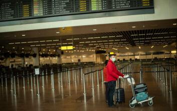 Ματαιώθηκαν χίλιες πτήσεις σε αεροδρόμια του Πεκίνου, κλείνουν και πάλι τα σχολεία