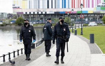 Συγκρούσεις αστυνομικών με Αζέρους που εγκλωβίστηκαν στη Ρωσία λόγω κορονοϊού