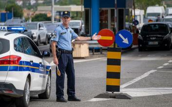 Η Κροατία επαναφέρει την 14ήμερη καραντίνα για τέσσερις βαλκανικές χώρες