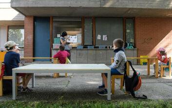 Μαθήματα εκτός σχολείων και μαθήματα το Σάββατο: Οι «ευρηματικές λύσεις» για τη νέα ιταλική σχολική χρονιά