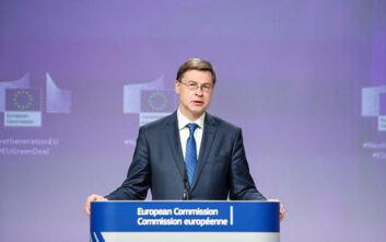 Ο Βάλντις Ντομπρόβσκις ο νέος Ευρωπαίος Επίτροπος Εμπορίου μετά την παραίτηση του «άτακτου» Φιλ Χόγκαν