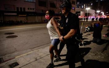 Σοκάρουν τα στοιχεία για την αστυνομική βία στις ΗΠΑ:  Στο 80% των πολιτειών υπήρξαν βιαιότητες κατά διαδηλωτών