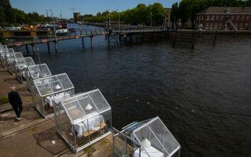 Οι Ολλανδοί θα μπορούν να κάνουν διακοπές σε χώρες της Ευρώπης από 15 Ιουνίου