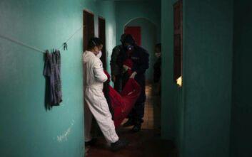 Τραγωδία δίχως τέλος στη Βραζιλία, με 1.349 θανάτους εξαιτίας της covid-19 σε 24 ώρες